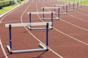 sport-track-hurdles